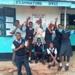The Water Project: Friends Secondary School Shamakhokho -  Students