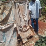 The Water Project: Visiru Community, Kitinga Spring -  Mr Charles Sirimbi