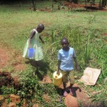 The Water Project : 4-kenya4720-going-to-fetch-water