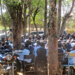 The Water Project: Ikonyero Secondary School -  Training