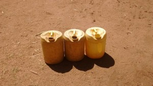 The Water Project:  Liter Jerrycans Used To Fetch Water