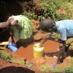 The Water Project : 5-kenya4720-fetching-water