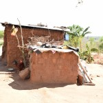 The Water Project: Maluvyu Community -  Household