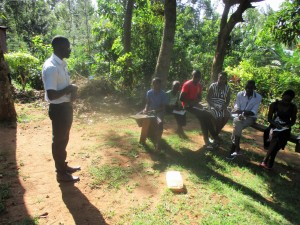 The Water Project : 6-kenya4702-training