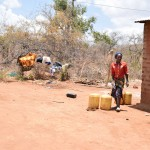 The Water Project: Waita Community -  Household