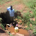 The Water Project : 7-kenya4720-fetching-water