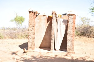The Water Project : 7-kenya4759-latrine