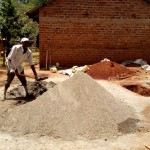 The Water Project: Shipala Primary School -  Cement