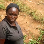 The Water Project: Mutambi Community -  Madam Ruth
