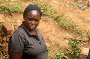 The Water Project : 8-kenya4706-madam-ruth