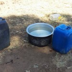 The Water Project: Shitaho Community C -  Containers For Fetching Water
