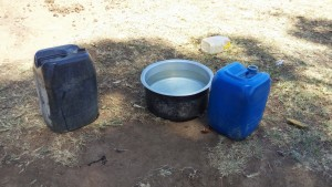 The Water Project:  Containers For Fetching Water