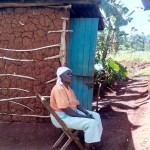 The Water Project: Shitaho Community B -  Mrs Otieno