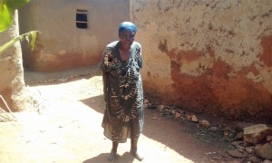 The Water Project:  Local Woman