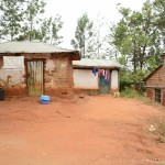 The Water Project: Mbindi Community C -  Household