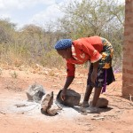 The Water Project : 8-kenya4758-household-1