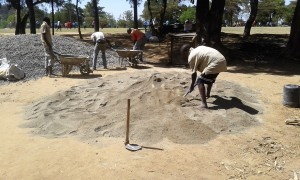 The Water Project : 9-kenya4639-construction