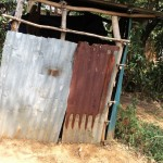 The Water Project: Eshiakhulo Community -  Latrine