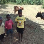 The Water Project: Wanzuma Community -  Children