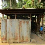 The Water Project: Malokoh Community, #4 Mabesseneh Road -  Kitchen