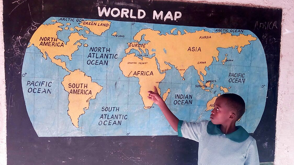 The Water Project Kenya Eshisuru Primary School