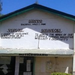 The Water Project: Bishop Sulumeti Girls Secondary School -  School Motto