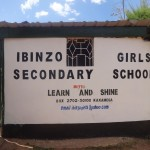 The Water Project: Ibinzo Girls Secondary School -  School Gate