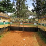 The Water Project: Esibuye Primary School -  School Entrance