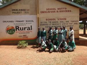 The Water Project : 1-kenya4677-school-entrance