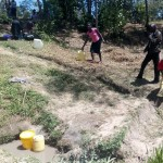 The Water Project: Handidi Community -  Malezi Spring