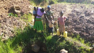 The Water Project:  Amboka Family