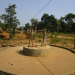 The Water Project: Tombo Bana Community -  Dry Well