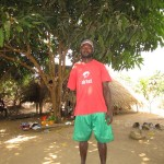 The Water Project: Kitonki Community, War Wounded Camp -  Siantigie Kamara