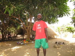 The Water Project:  Siantigie Kamara