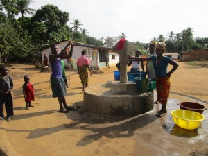 The Water Project:  Well When Working