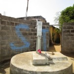 The Water Project: New London Community, Magburaka Road -  Seasonal Hand Dug Well