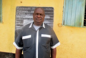 The Water Project : 10-kenya4663-mr-jotham-okwaro-headteacher