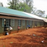 The Water Project: Esibuye Primary School -  Classrooms