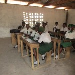 The Water Project: Kulufai Rashideen Secondary School -  Students In Class