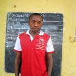 The Water Project : 11-kenya4663-mr-andera-andrew-senior-teacher