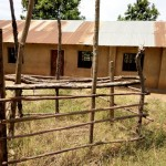 The Water Project: Musunji Primary School -  Animal Pen