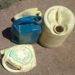 The Water Project: Emusoma Primary School -  Water Containers