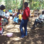 The Water Project: Emarembwa Community -  Hand Washing