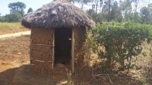 The Water Project : 11-kenya4729-latrine