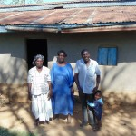 The Water Project: Shiamboko Community, Oluchinji Spring -  Family