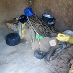 The Water Project: Mulundu Community -  Kitchen