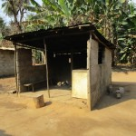 The Water Project: Tombo Bana Community -  Kitchen