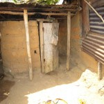 The Water Project: Kitonki Community -  Latrine