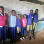 The Water Project: Emmabwi Primary School -  Student Health Club Cabinet