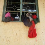 The Water Project: Mukhombe Primary School -  Pupils Bring Sweaters To Keep Warm In The Morning